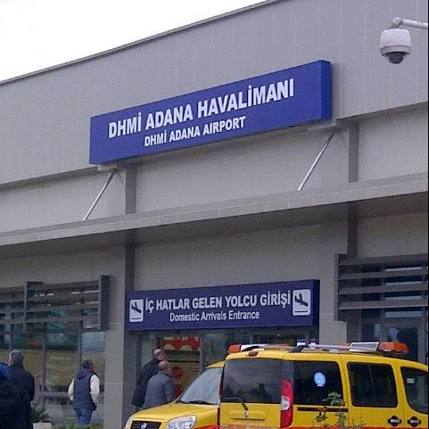 Adana Airport Domestic-ADA